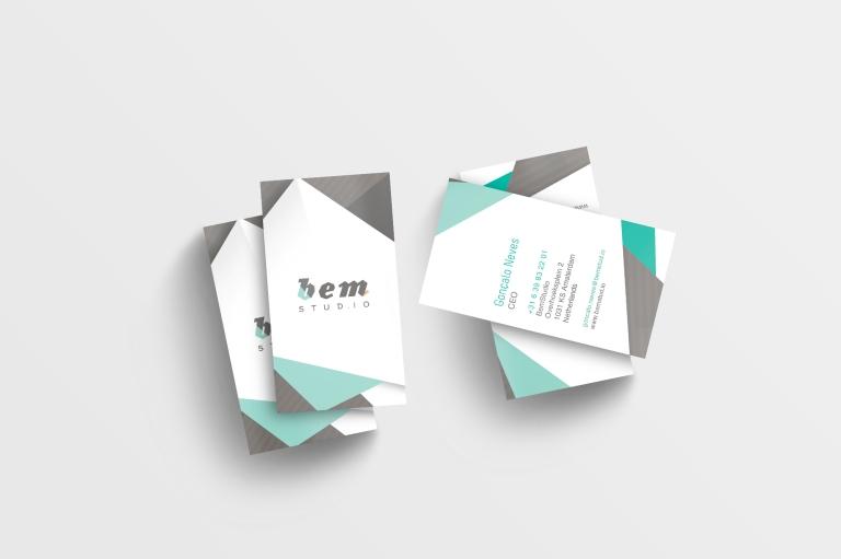 Business Card BemStudio