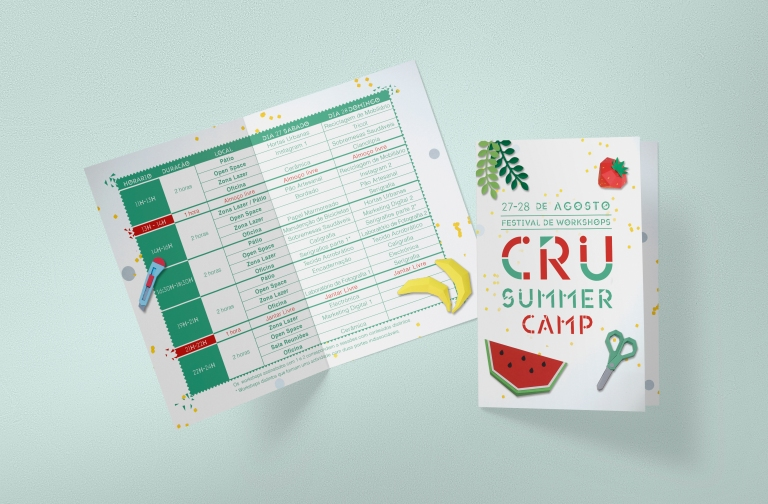CRU Summer Camp